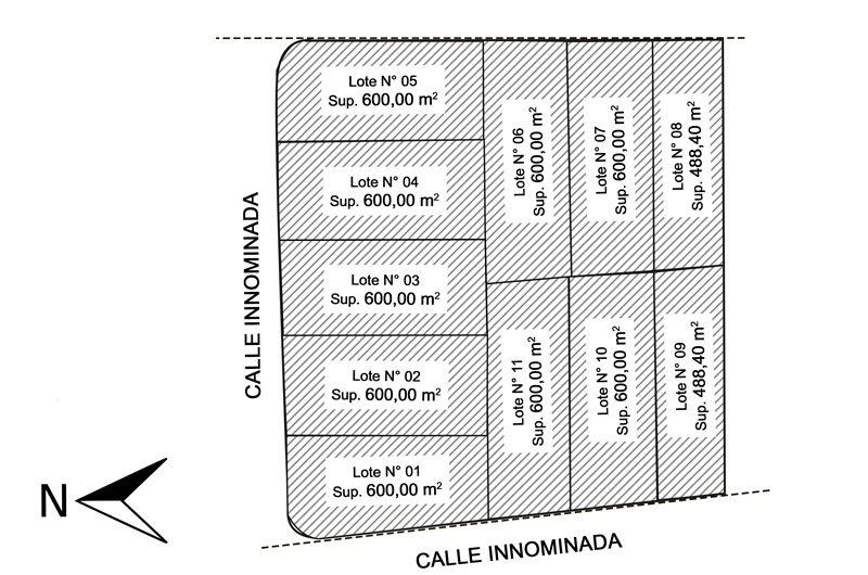 HERMOSOS LOTES EN VENTA – ZONA TIQUIPAYA