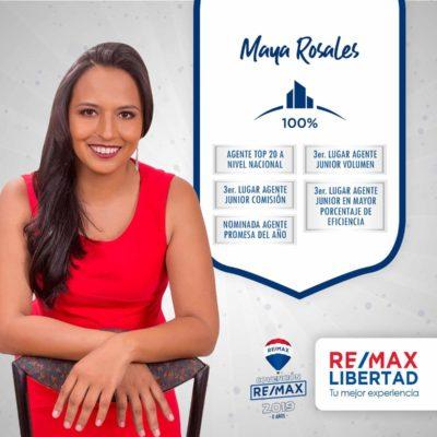 Maya Victoria Rosales Leygue