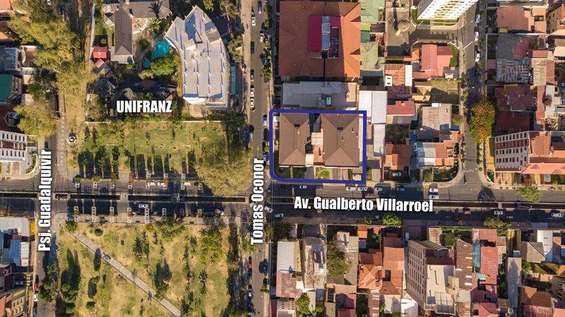 HERMOSO Y ACOGEDOR DEPARTAMENTO – ZONA QUERU QUERU