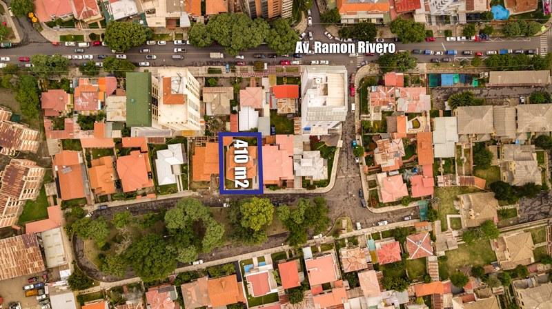 ESPECTACULAR VIVIENDA EN ALQUILER – AV. RAMON RIVERO